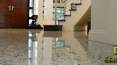 How to Grind and Polish Concrete Floors