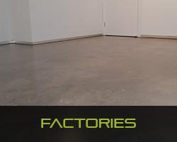Eco Grind - Melbourne Polished Concrete Services Factories