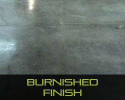 Eco Grind - Concrete Flooring Finishes Burnished Exposure