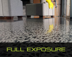 Eco Grind - Concrete Flooring Finishes Full Exposure Finish