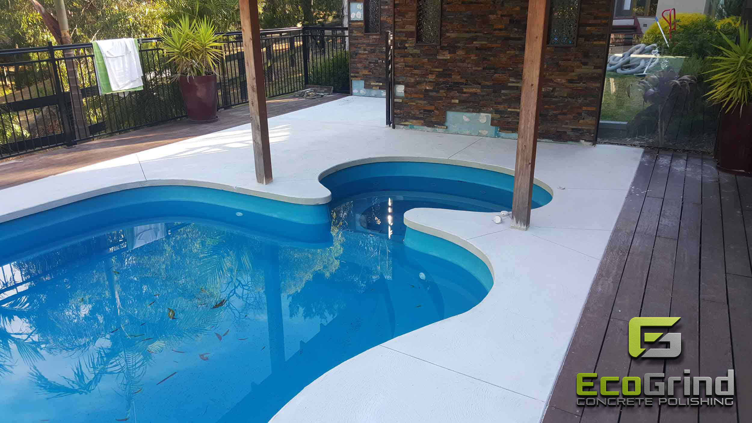 Keep Watching This Space For More On How To Use Polished Concrete To Make  Your Backyard Summer Ready.