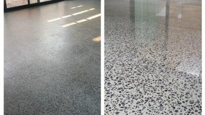 Ashburton Inner Melbourne Polished Concrete