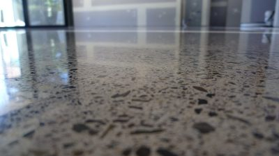 High GlossHow to Grind and Polish Concrete Floors