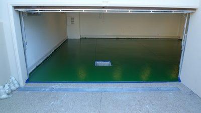 Balwyn Garage Concrete Floors Grind and Seal