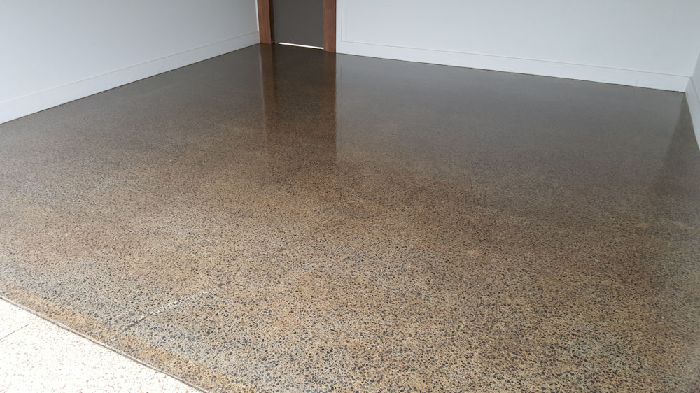 Cleaning polished concrete floors maintaining your for How to clean polished floors