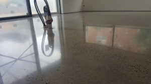 Eco Grind - Random Exposure Polished Concrete Elwood (2)