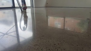 Eco Grind - Random Exposure Polished Concrete Elwood (3)