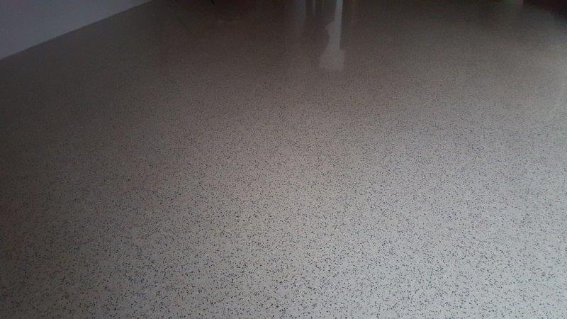 Polished concrete floor in clyde north eco grind for Polished concrete floors nz