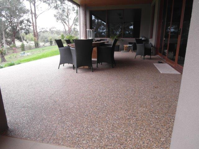 Captivating Find Out How You Can Create Your Own Beautiful Outdoor Patio And Verandah  Area By Contacting Eco Grind U2013 Your Outdoor Concrete Specialists For Patios  And ...