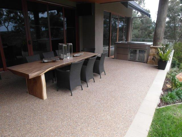 Find Out How You Can Create Your Own Beautiful Outdoor Patio And Verandah  Area By Contacting Eco Grind U2013 Your Outdoor Concrete Specialists For Patios  And ...