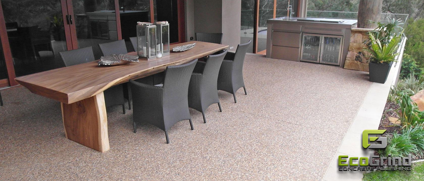 Eco Grind - Latest Work Concrete Polishing
