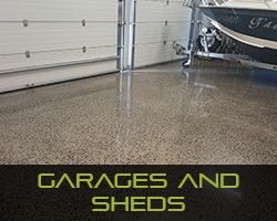 Eco Grind - Melbourne Polished Concrete Services Garages & Sheds