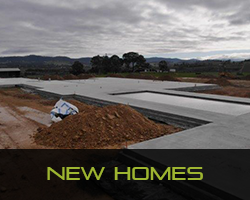 Eco Grind - Melbourne Polished Concrete Services New Homes