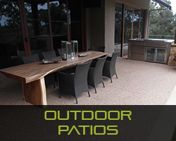 Eco Grind - Melbourne Polished Concrete Services Outdoor Patios