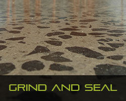 Eco Grind - Concrete Flooring Finishes Grind & Seal