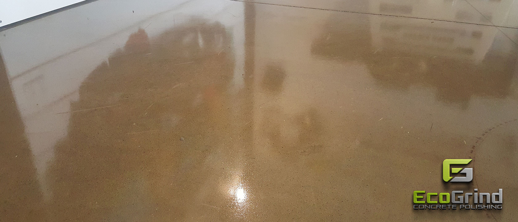 Eco Grind - Industrial Finish Concrete