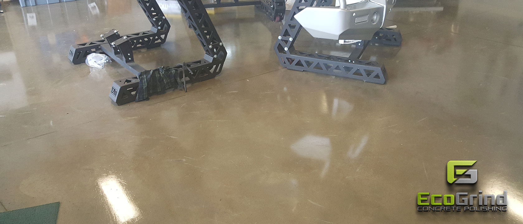 Eco Grind - Nil Exposure Finish Concrete Floors