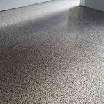 Mooroolbark Polished concrete