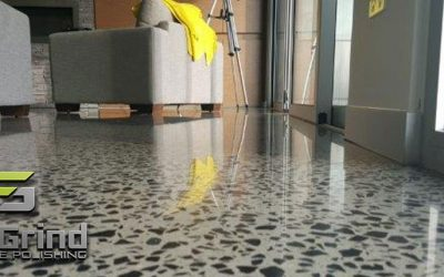 Concrete Floors for your Living Areas