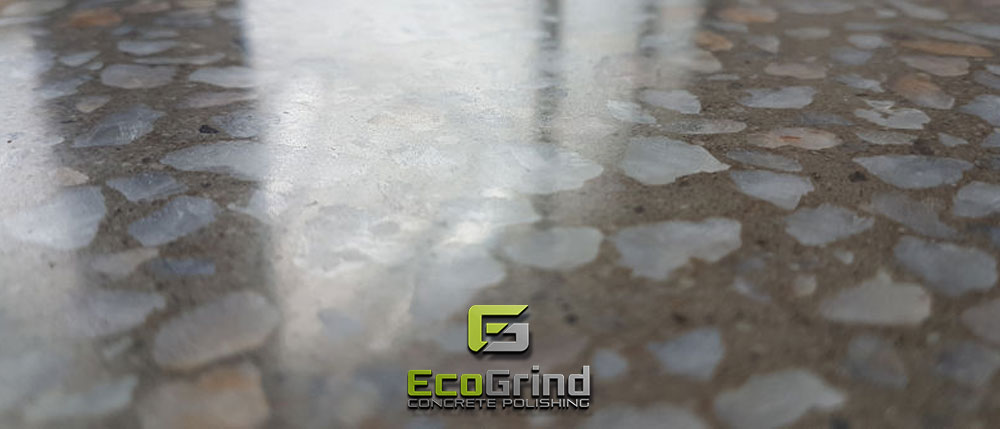 Eco Grind - concrete polishing moonee valley