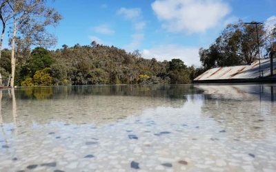 Mount Evelyn Concrete Polishing – Open Cut for a New Home
