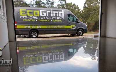 Concrete Polishing Badger Creek