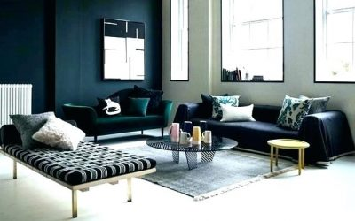 Green Themed Lounge Rooms with Polished Concrete Floors – For Tree Huggers and Designers!