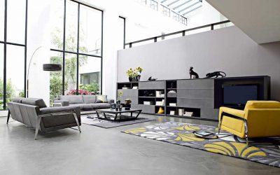 Concrete Floors for Entertainment Areas