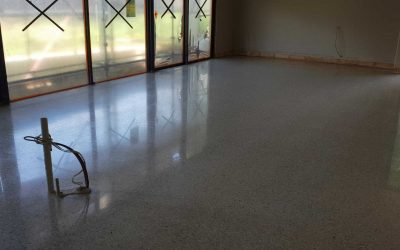 Glen Waverley Full Exposure Polished Concrete – Open Plan that Shines