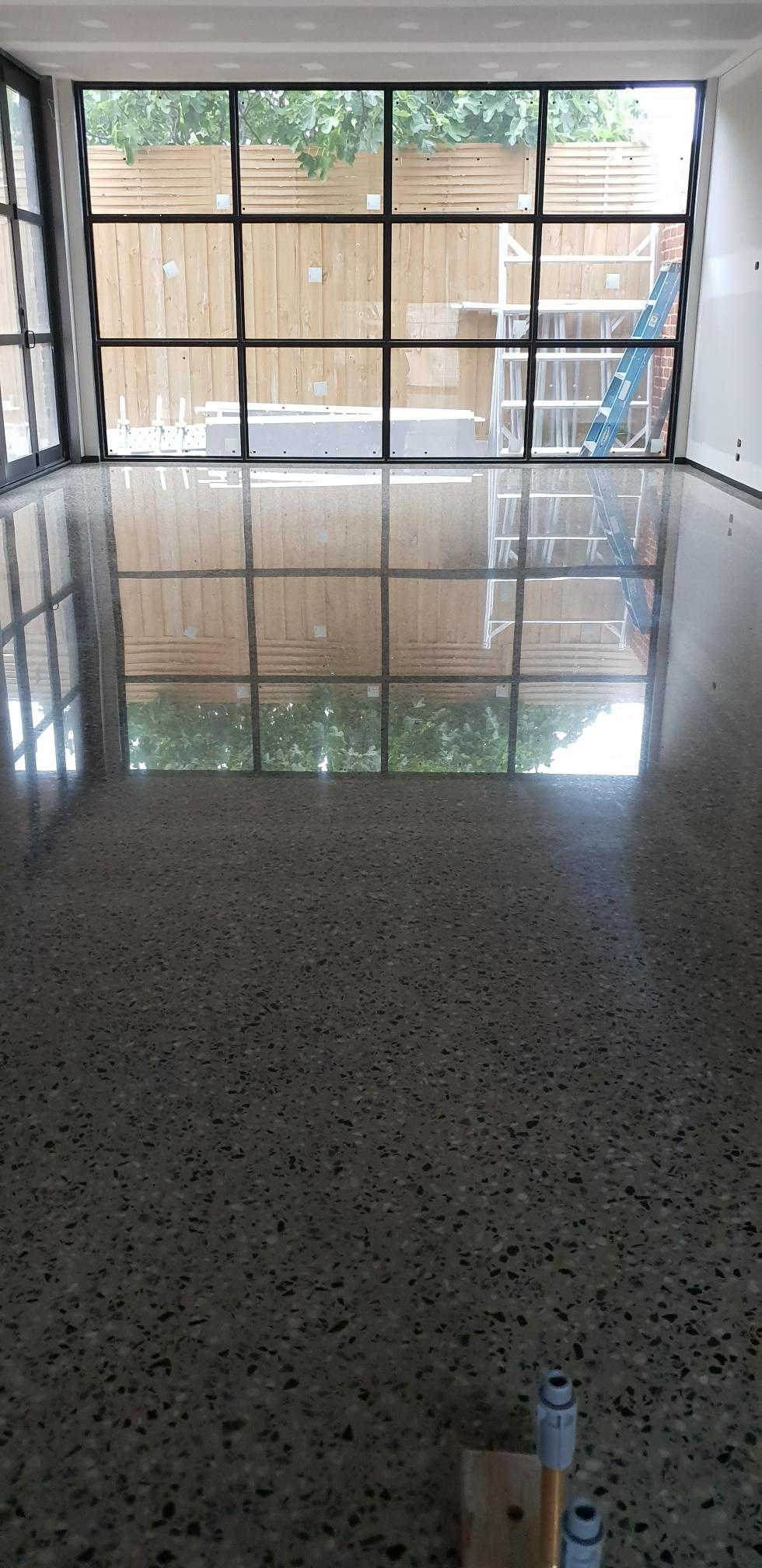 Polished Concrete Kew