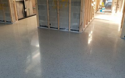 Full Exposure Polished Concrete South Yarra