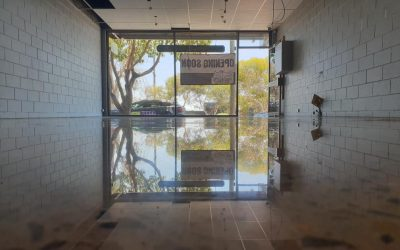 Lilydale Full Exposure Polished Concrete – Another day, another job finished!