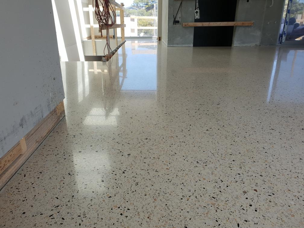 Full Exposure Polished Concrete
