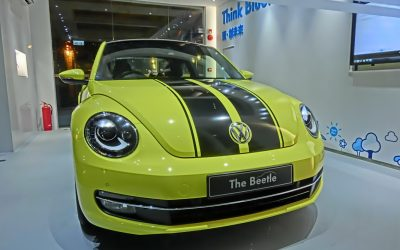 Car Showrooms with Polished Concrete Floors