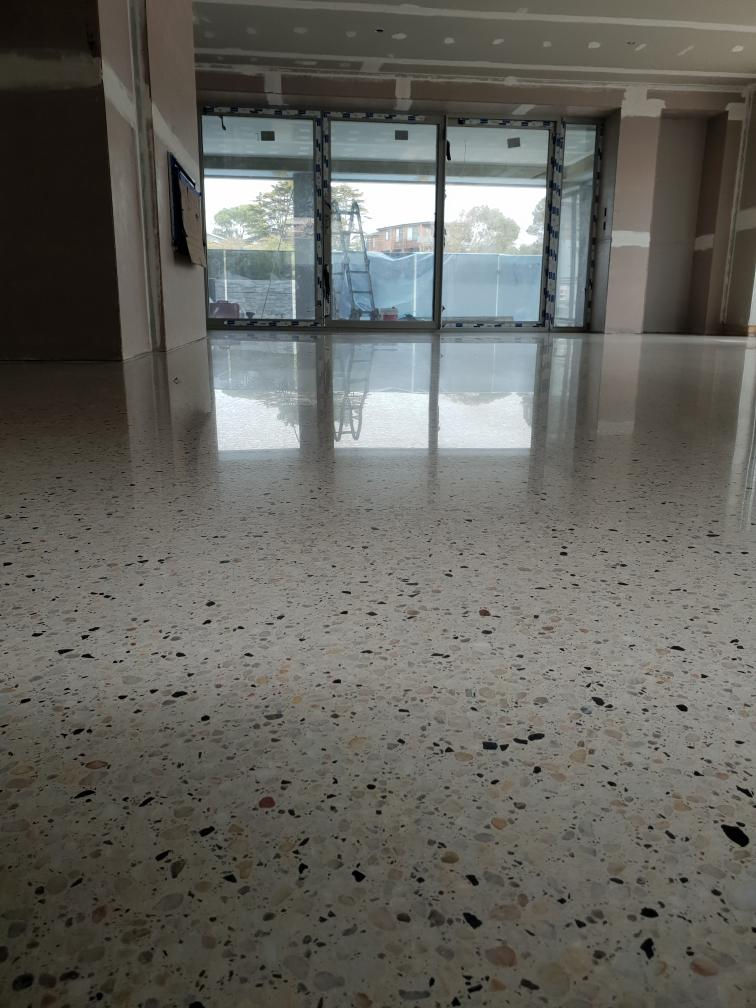 Polished Concrete Floors Sorrento