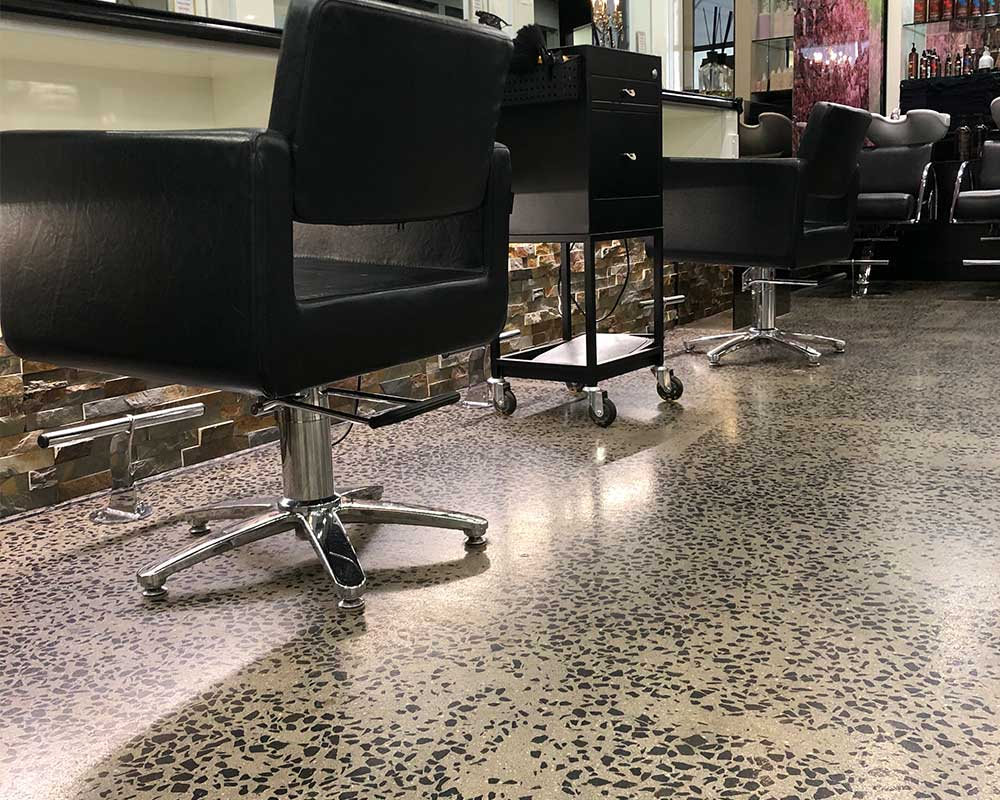 Polished Concrete for Your Shop Floor
