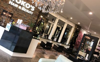 Concrete Floors in Beauty Salons: An Ideal Choice