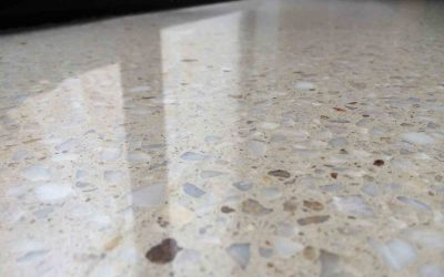 A Touch of Flair – Semi-Gloss Concrete Floors