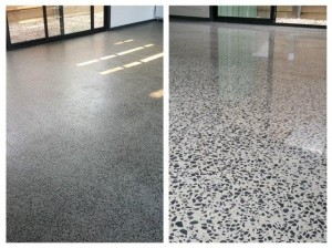 Eco Grind - Grind and Seal Ashburton Before & After 02