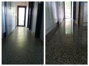 Eco Grind - Grind and Seal Ashburton Before & After 04